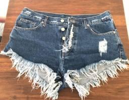Short Jeans Farm praiano refarm
