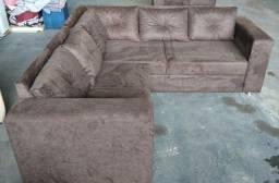 Título do anúncio: Ofertas imperdíveis sofa cm entrega grátis