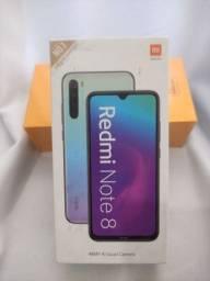 Grande oportunidade! REDMI Note 8 da Xiaomi.. Novo Lacrado com Entrega