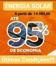 Título do anúncio: Energia Solar - Orçamento Grátis