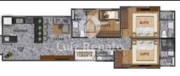 Título do anúncio: Apartamento à venda 3 quartos 3 suítes 2 vagas - Santo Agostinho