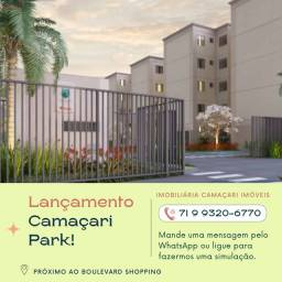 Título do anúncio: GBD: Resida ao lado do shopping Boulevard de Camaçari