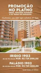 Título do anúncio: Apartamento 110m c suite e varanda Gourmet Patamares