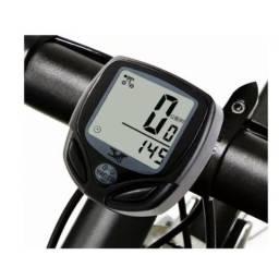 Título do anúncio: Kit de acessórios para bicileta: Lanterna traseira e frontal + Velocímetro sem fio