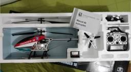 Helicóptero Eletrico Controle Remoto Candide Thunter H-18