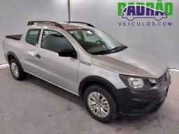 Título do anúncio: Volkswagen Saveiro Robust 1.6 Total Flex 8V CD