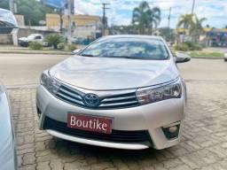 Título do anúncio: Toyota corolla 2.0 xei 16v flex 4p automático 2016 R$ 84.900,00