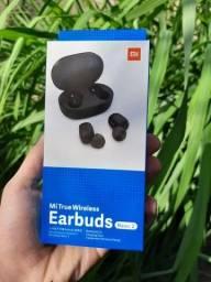 Xiaomi Redmi Air Dots 2 Versão Global Earbuds Basic 2 com Selo Fone de Ouvido Bluetooth