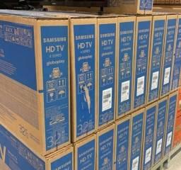 Título do anúncio: Smart Tv Samsung 4k Led 50 Polegadas HDR Comando de Voz Nova Lacrada Garantia e Nota