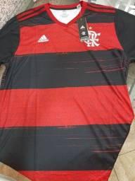 Camisa Flamengo 2020 - Tamanho Extra