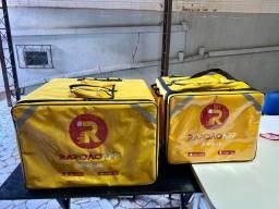Título do anúncio: Bags 45L e 89L a preço de custo