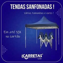 Título do anúncio: Tendas sanfonadas vc encontra aqui !!