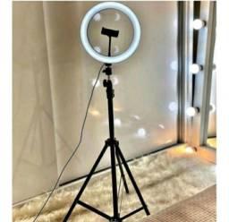 Ring light 26 cm, 2 metros PROMOÇÃO
