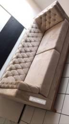 Título do anúncio: Sofá Jacaúna Luxo novos a Pronta entrega com garantia em mega Promoção !