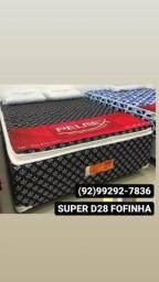 Título do anúncio: Cama* cama casal fofinha pillow 2 TRAVESSEIRO frete grátis garantia nota fiscal