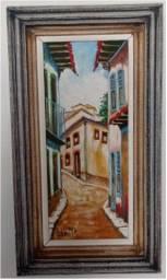 Título do anúncio: Quadro Lubert, 1997 0,20 x 0,36m