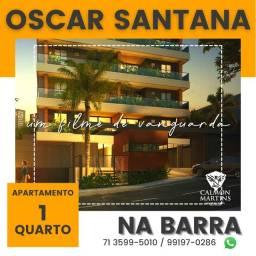 Título do anúncio: Apartamento com varanda 46m² quarto e sala, na Barra - Lançamento