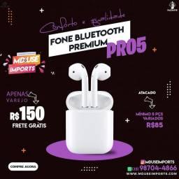 Fone Bluetooth Premium pro 4