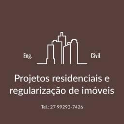 Título do anúncio: Engenheiro Civil / Projetos residenciais