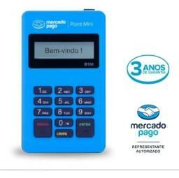 Point Mini D150 - Maquininha de cartão Mercado Pago