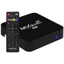 Título do anúncio: Conversor Smart tv box 8K com Android 11.1 + 128GB