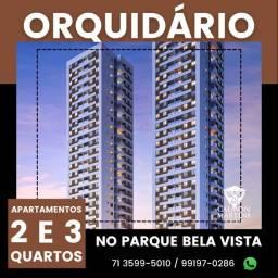Título do anúncio: Orquidário - 2/4 com 1 suíte, varanda - Super Oportunidade