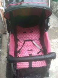 Título do anúncio: Carrinho de bebê de menina