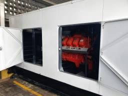 GRUPO GERADOR DE ENERGIA CARENADO STEMAC 700 KVA MOTOR SCANIA