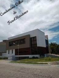 Casa de condomínio para venda possui 460 metros quadrados com 4 quartos e 6 banheiros