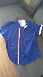 Título do anúncio: Vendo camisas semi-novas Guilherme Ludwer, +QD+, Pitt, Urban City.