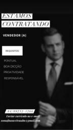 Título do anúncio: Vaga de emprego / Vendedor interno