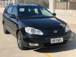 Título do anúncio: Toyota Corolla Fielder 1.8 16V (aut)