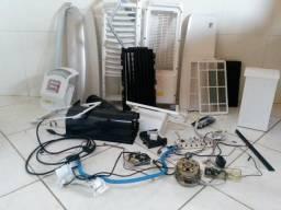 Peças do climatizador ar Electrolux