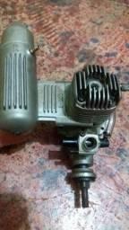 Motor glow,o.s40la