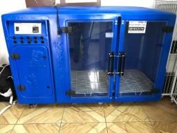 Máquina de Secar Animais Kyklon Azul Marinho