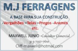 M.J Ferragens