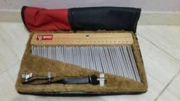 Carrilhão Duplo com case e clamp