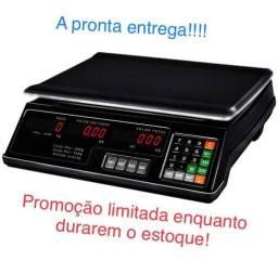 Promoção limitada - Balança comercial digital eletrônica de 40kg Nova