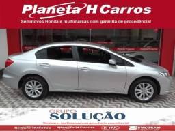 Honda Civic LXS 1.8 Manual de 6 marchas - 2015/2016 - Super Econômico - 2016