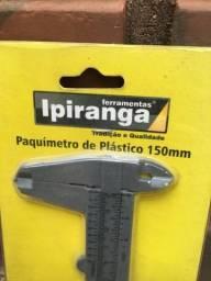 Paquimetro Plastico Melhor Relacao CUsto Beneficio