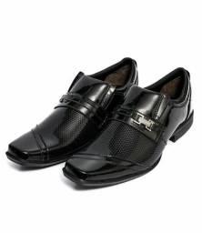 Sapato social mais conforto