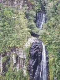 Sítio com vista para a cachoeira /Urubici chácara/sítio em Urubici
