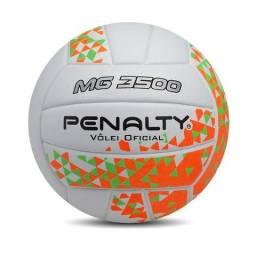 Bola Penalty Voleibol MG 3500 s c bco e18cb58f13f19