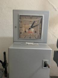 Relógio ponto antigo Rod-Bel