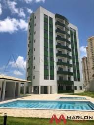 Apartamento Marie Galante/Candelária, com 3/4 sendo 1 suíte e 92m²