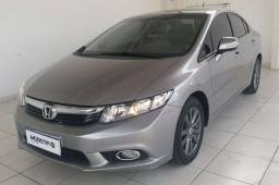 CIVIC SEDAN EX 2.0 FLEX 16V AUT.4P - 2014