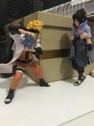 Figure Action - Naruto e Sasuke