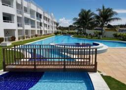 Flat In-Sonia 3 - No Tabatinga Beach Resort - Beira mar de Camurupim