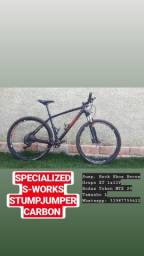 Specialized S-works Stumpjumper Carbono