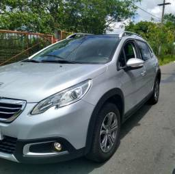 Peugeot 2008 Griffe Zerado, troco Renegade ou outro maior valor - 2017